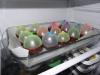 Lav dine egne chokoladeskåle til desserten - Sæt alle skålene til afkøling i køleskabet, ca. 5 min. per lag