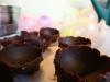 Lav dine egne chokoladeskåle til desserten - Klar til brug