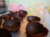Lav dine egne chokoladeskåle til desserten