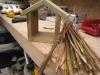Byg et hus til havens insekter, huset og kvas er klar til næste step