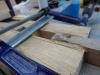 Ipad & Tablet vægstativ - Stumperne presses sammen med skruetvinger