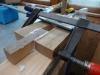 Ipad & Tablet vægstativ - Stumperne har nu stået i 24 timer og er klar
