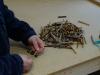 Hjemmelavet julepynt - Step 1 - Bind en løs knude