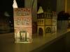 Hjemmelavet Juleby - Fin ser den ud med malet facader
