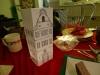 Hjemmelavet Juleby - Første hus er klar i en prototype