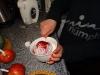 Kandiserede æbler - dejlig slik - Nikoline kan bedst  lide Kokos