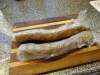 Hjemmelavet lakrids småkager, En time i fryseren, så er de nemme at skære