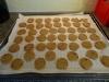 Hjemmelavet lakrids småkager, 3 plader lakrids småkager blev det til