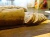 Hjemmelavet lakrids småkager, fine tynde skiver, de ser fine ud, nemt at skære efter en tur i fryseren