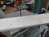 DIY - Vi bygger en skal i træ, siderne skæres ud på en båndsav eller en stiksav