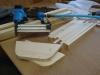DIY - Vi bygger en skal i træ, alle stumperne er nu klar til brug