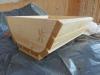 DIY - Vi bygger en skal i træ, jeg samler det hele med trykluft og stifter