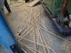DIY - Vi bygger en skal i træ, dejlig optændingstræ til brændeovnen