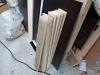 DIY - Vi bygger en skal i træ, jeg finder nogle gamle forskallingsbrædder