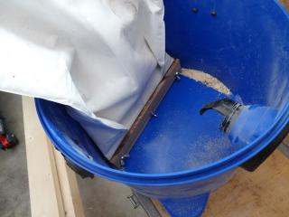 Genbrug støvsugerposen til din Nilfisk ALTO Multi 20 støvsuger - Støvsugerposen overlevede testen