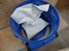 Genbrug støvsugerposen til din Nilfisk ALTO Multi 20 støvsuger - Støvsugerposen er monteret i støvsugeren og klar til test