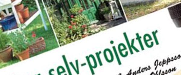 Byg selv projekter til haven