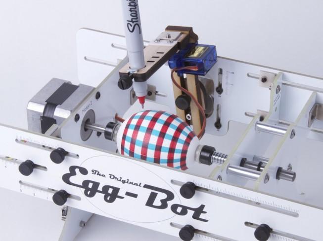 Æg – tegnemaskine!
