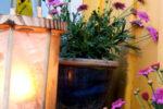 DIY Lanterne i træ og gedeskind