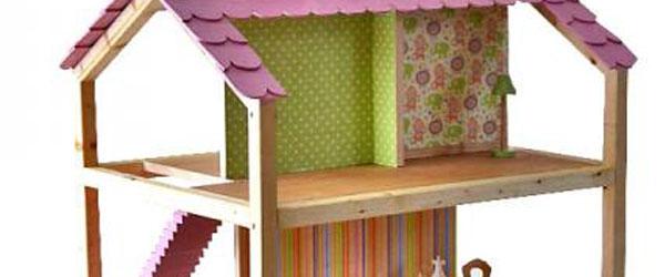 Julegaveidé nr. 18 – Et rigtig dukkehus
