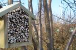 Byg selv et hus til havens insekter