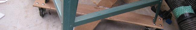 DIY Rullevogn til det tunge værktøj