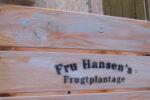Byg en frugtkasse til havens frugter