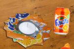 DIY - fold en lysestage af en sodavandsdåse