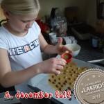 Hjemmelavet Choko-lakrids mandler