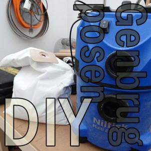 Billige støvsugerposer – DIY