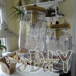 DIY Vintage lamper, med indbygget hygge
