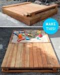 Byg en kattesikker sandkasse