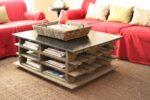 Brug de gamle paller til at bygge flotte møbler, 50 flotte idéer