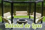 Bålsted de Luxe - Byg et bålsted til haven i luksus udgave