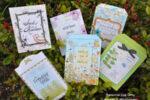 udskriv dine egne flotte frøposer til næste års blomster