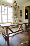Byg et hjemmelavet spisebord