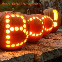 Halloween eller Allehelgens aften – Græskar skal der til !