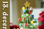 Gør det selv juleguf-træ