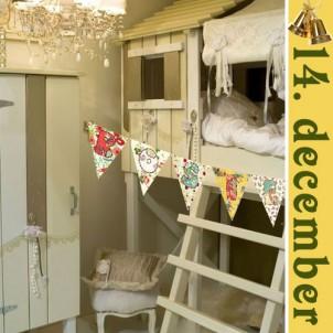 DIY Julegave 14 – Den allerstørste gave, nyt børneværelse
