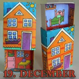 DIY Julegave 19 – Tegn en kik-kasse på Jørn Clevin manér