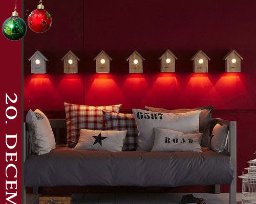 Hjemmelavede lamper til teenageværelset