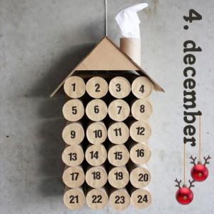 DIY julegave 4 – Glemte du pakkekalenderen ?
