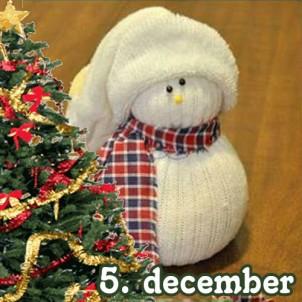 DIY julegave 5 – Snemænd og frue af enlige sokker