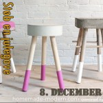 Gør Det Selv julegaver - støb en stol