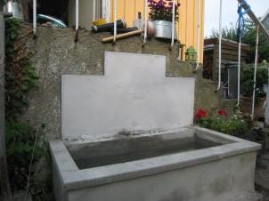 Støb en vandkumme i haven