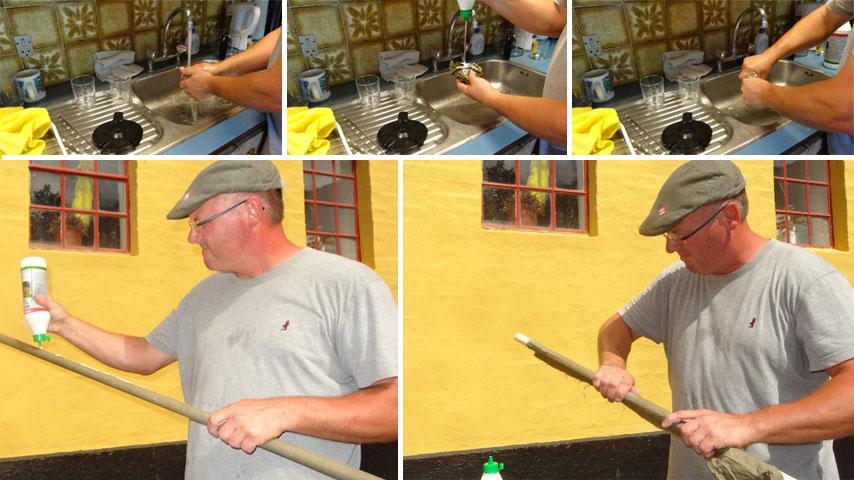 Hjemmelavet ildstav - der limes til den store guldmedalje