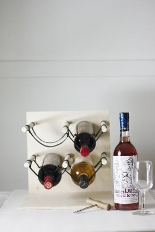 Vinreol a la Nordisk design
