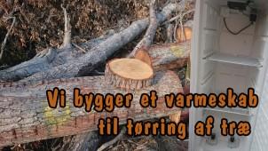Byg et tørreskab til træ