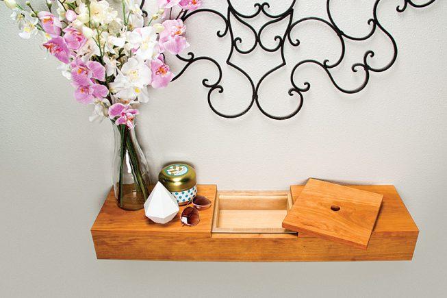 Byg et fint møbel til entréen