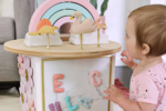 Byg et aktivitetscenter til baby